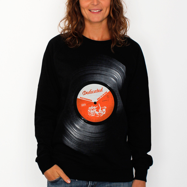 Sweat Vinyl Record