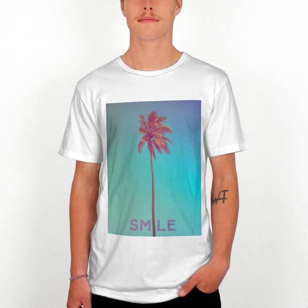 Smile Palm