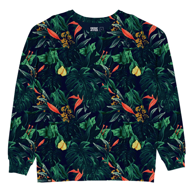 Malmoe Sweatshirt Jungle