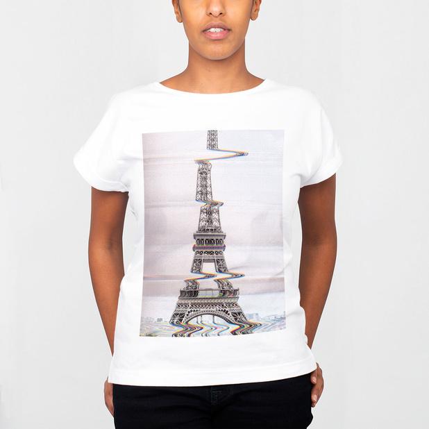 Visby Glitch Eiffel