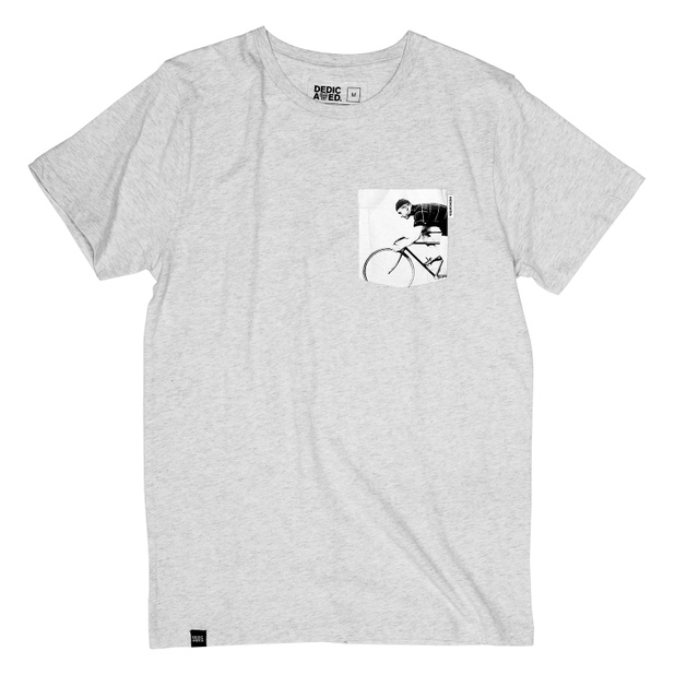 Pocket T-shirt Bicycle