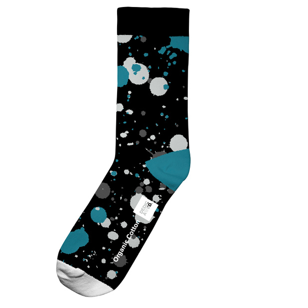 Socks Dark Drips