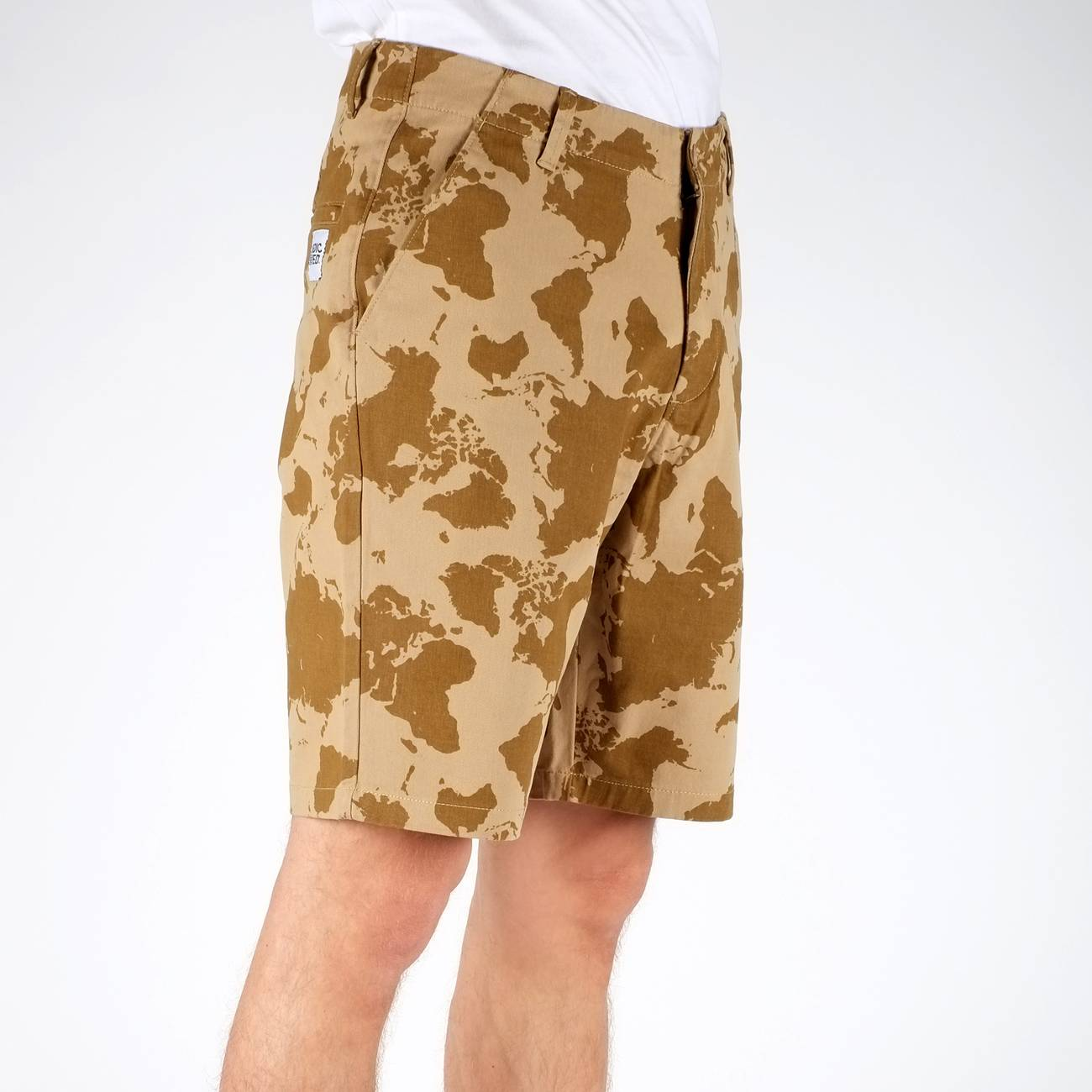 Casual Shorts World Camo