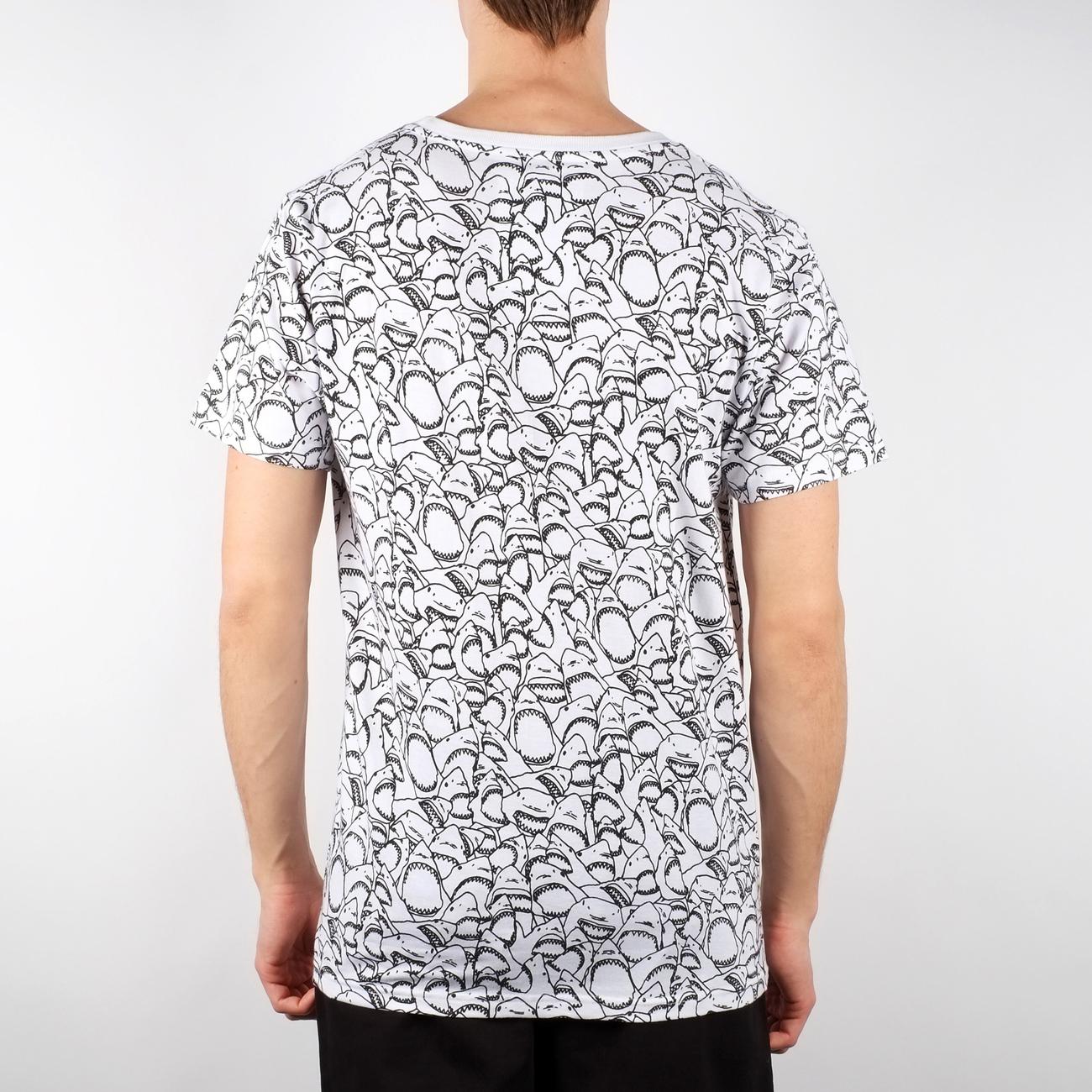 Stockholm T-shirt Shark Bite