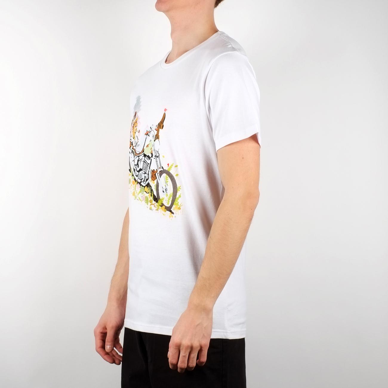 Stockholm T-shirt Ride Easy