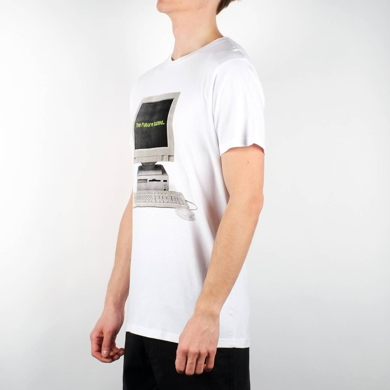 Stockholm T-shirt The Future Sucked