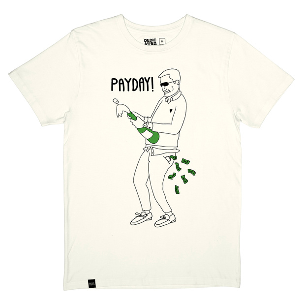 Stockholm T-shirt Payday