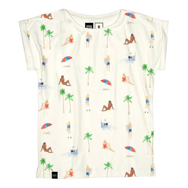 Visby T-shirt Beach Life