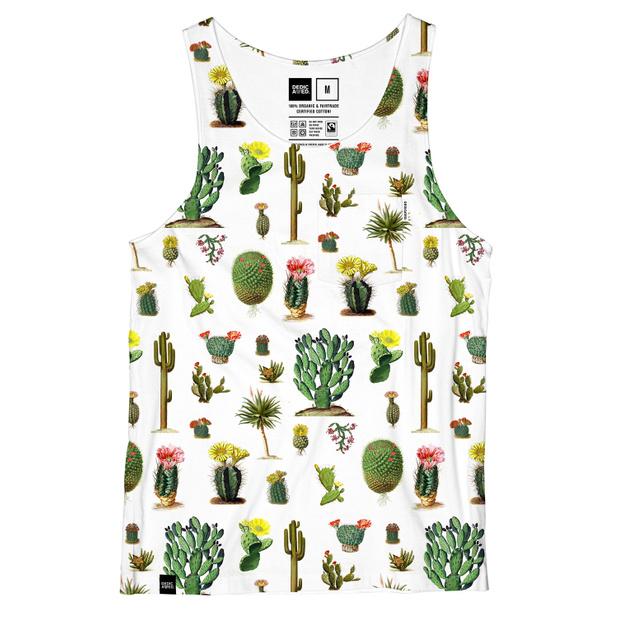 Falkenberg Tank Top Cactus