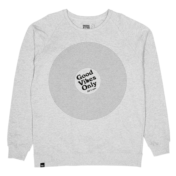 Malmoe Sweatshirt Good Vibes RPM