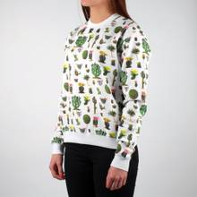Ystad Sweatshirt Cactus