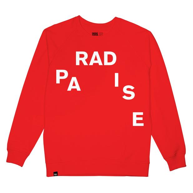 Malmoe Sweatshirt Paradise
