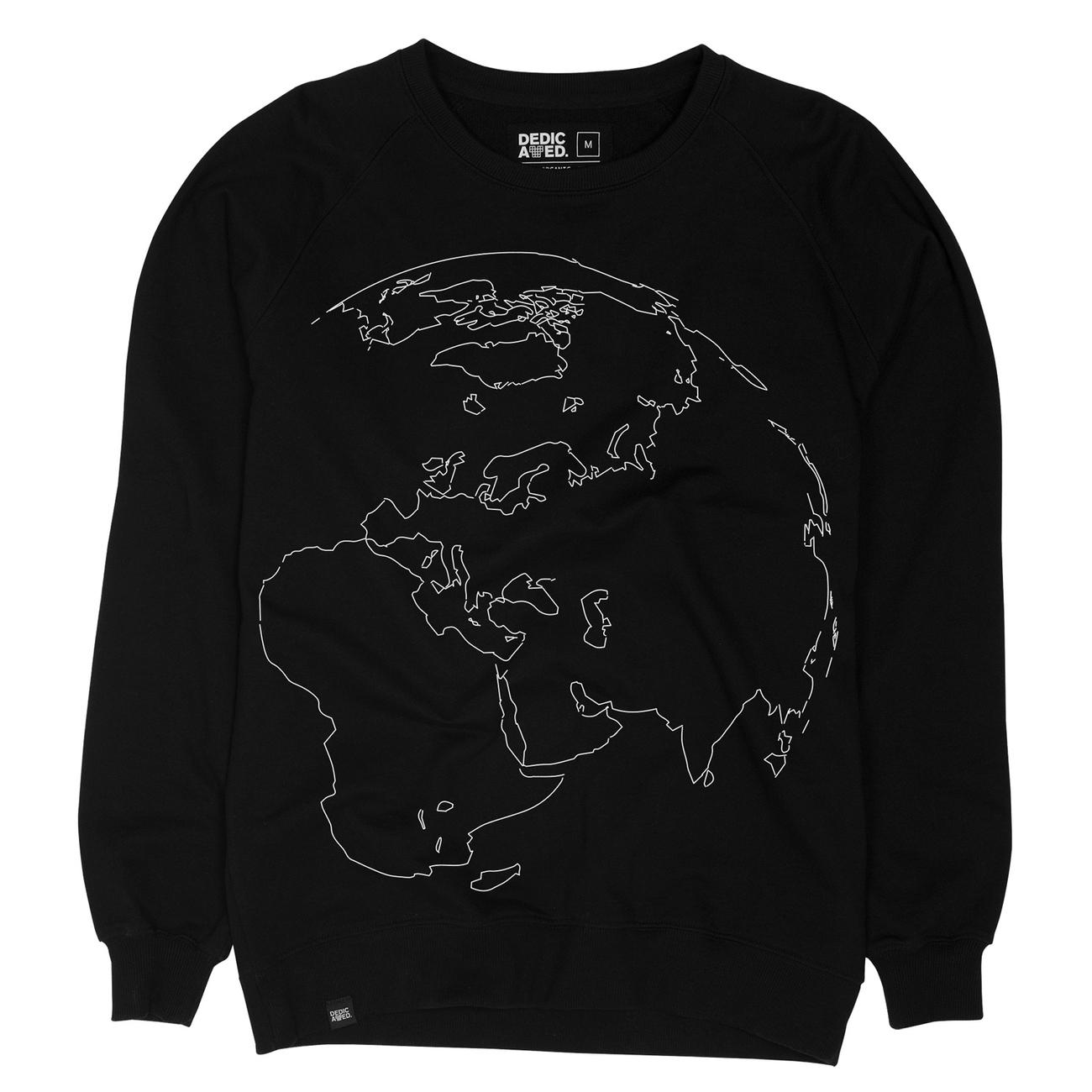 Malmoe Sweatshirt Earth Embroidery