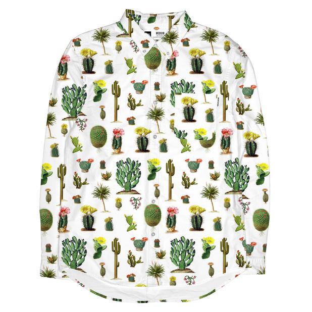 Varberg Shirt Cactus