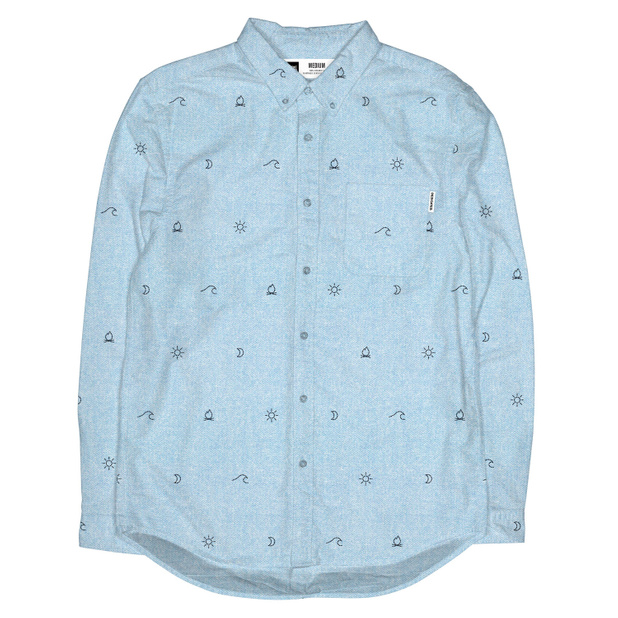 Varberg Shirt Camp Pattern