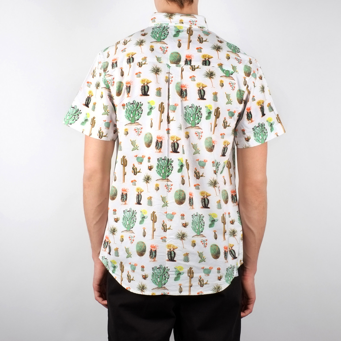 AO Short Sleeve Shirt Cactus