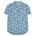 AO Short Sleeve Shirt Painted Palms