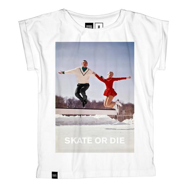 Visby T-shirt Skate or Die