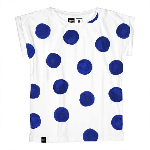 Visby T-shirt Big Dots