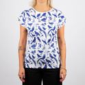Visby T-shirt Blue Birds