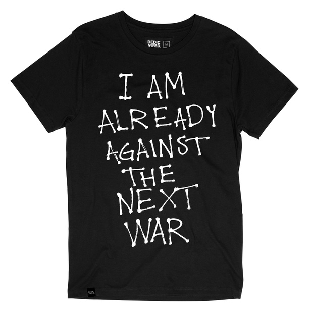Stockholm T-shirt Next War