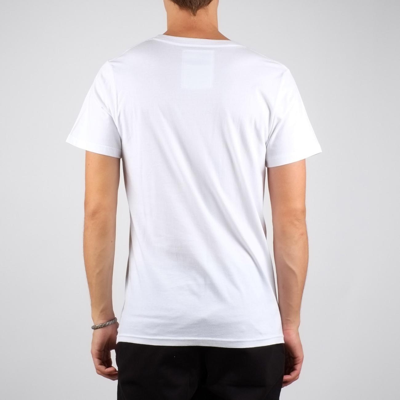 Stockholm T-shirt Coffee Vinyl