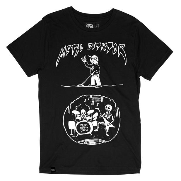 Stockholm T-shirt Metal Detector