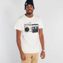 Stockholm T-shirt Tape Split