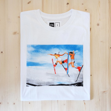 Stockholm T-shirt Double Daffy