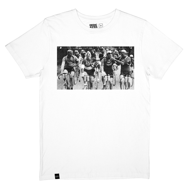 Stockholm T-shirt Smoke Bikers