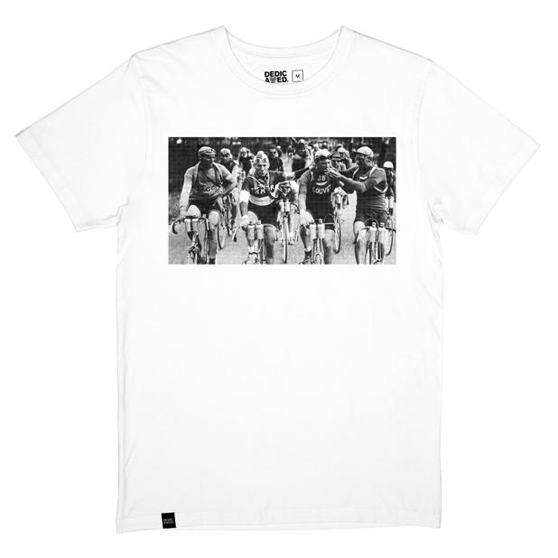 Stockholm T-shirt Smoke Bikers