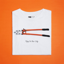 Stockholm T-shirt Key to the City