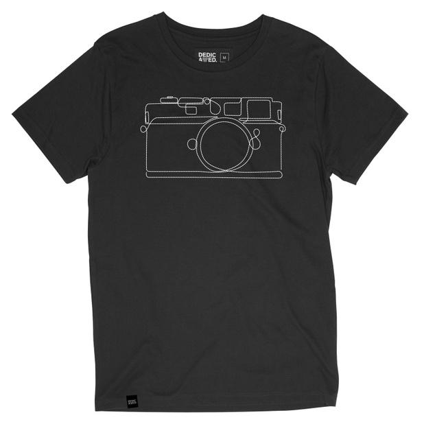 Stockholm T-shirt Camera