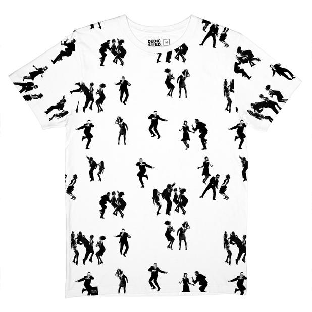 Stockholm T-shirt Dance People