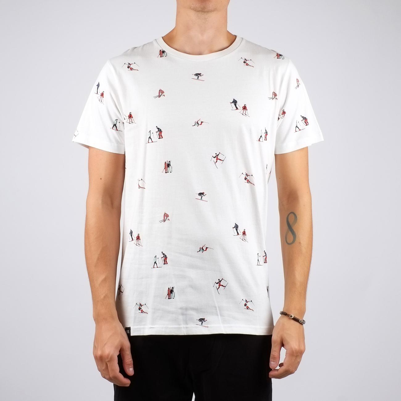 Stockholm T-shirt Ski People