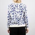Ystad Sweatshirt Blue Birds