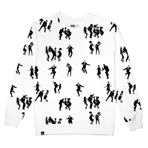 Malmoe Sweatshirt Dance People