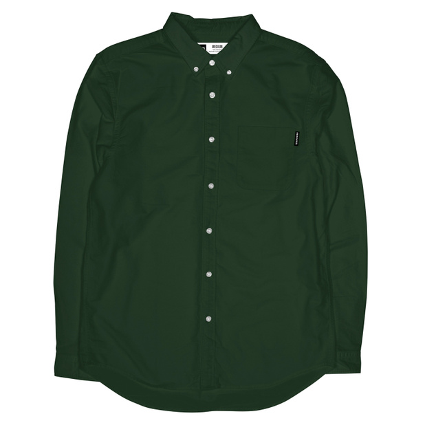 Shirt Oxford Green